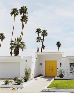California home purchased through a mortgage loan in California through American Bancshares